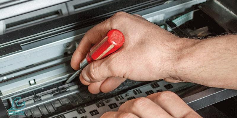 تعمیر دستگاه کپی شارپ