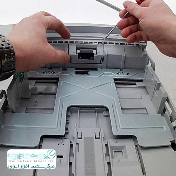 تعمیر کاغذکش دستگاه کپی