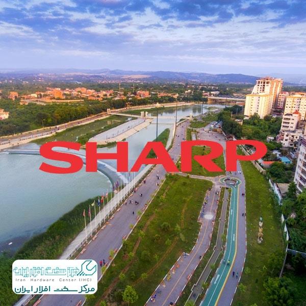 نمایندگی شارپ در مازندران